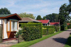 Caravanpark de Hofstee Nunspeet chalet
