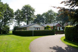 Caravanpark de Hofstee Nunspeet chalet park